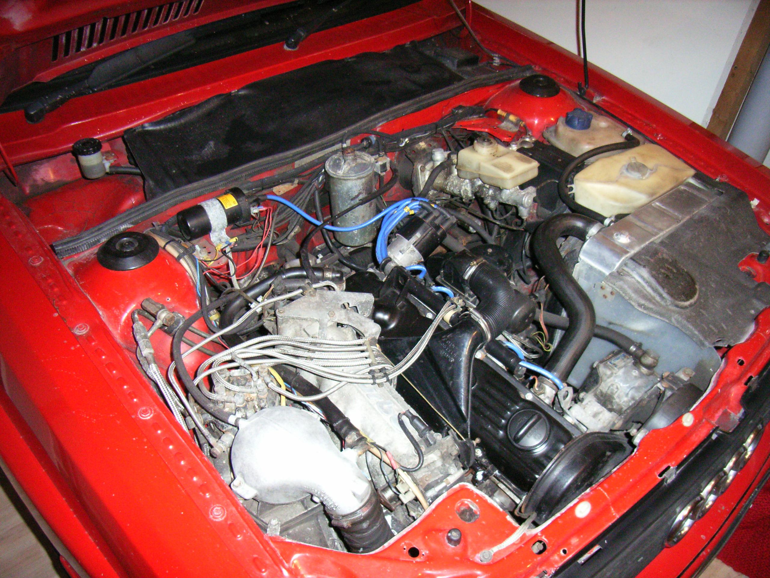 Audi Ur Quattro Engine Relay Pictures