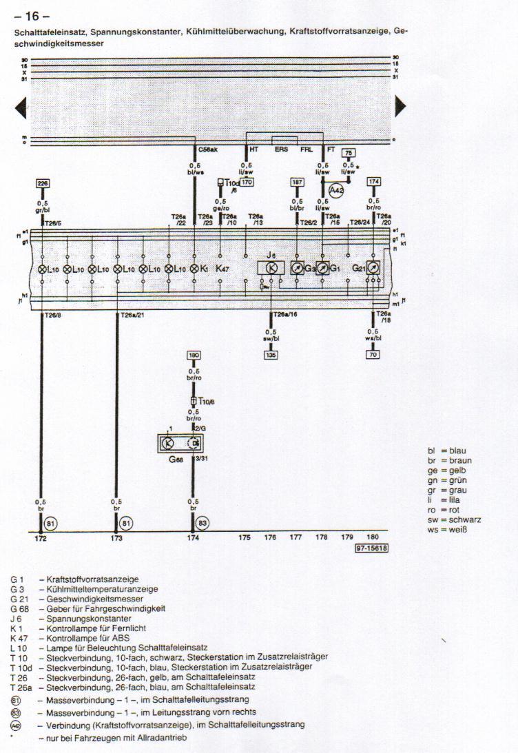 B4 (Audi 80) Wiring Diagrams | Audi B3 B4 Stereo Wiring |  | www.sealtd.net