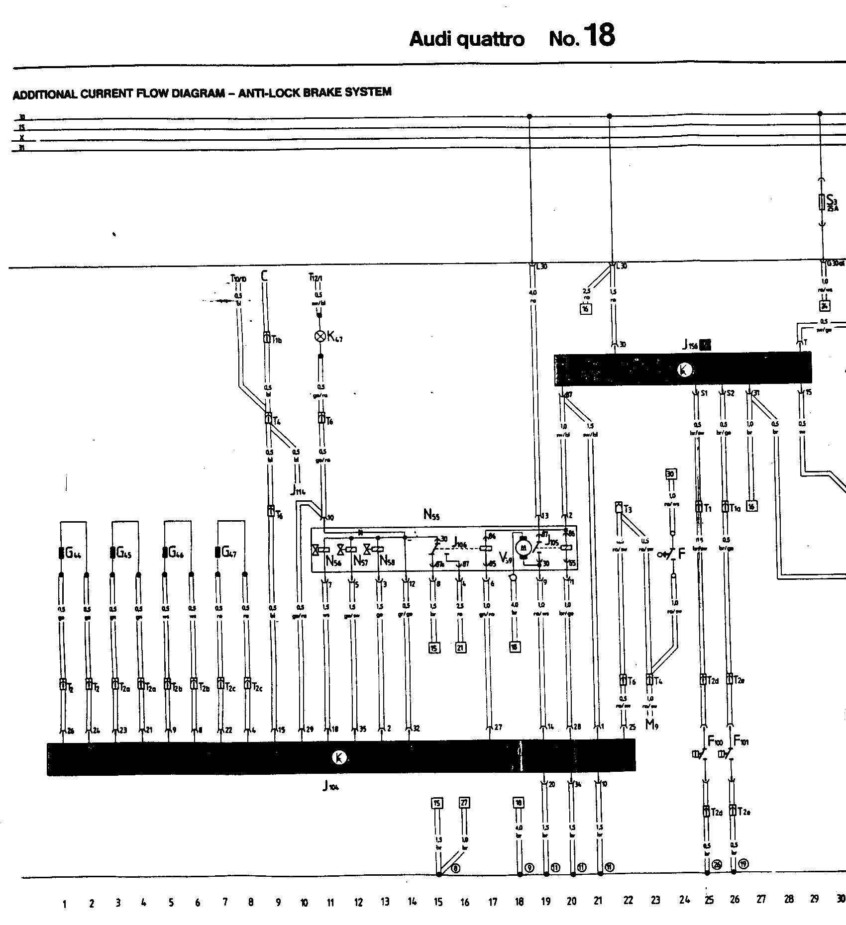 Diagram 18 - ABS wiring Diagram Tracks 4-32